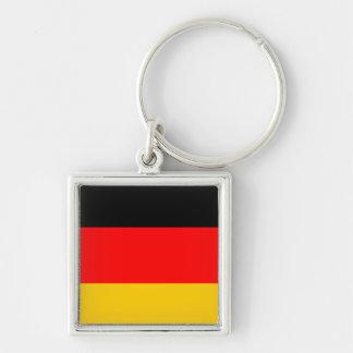 Llavero de la bandera de Alemania