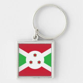 Llavero de la bandera de Burundi