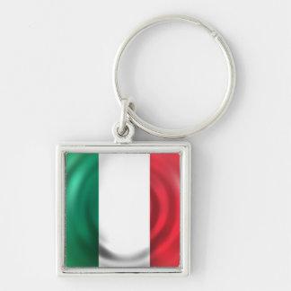 Llavero de la bandera de Italia