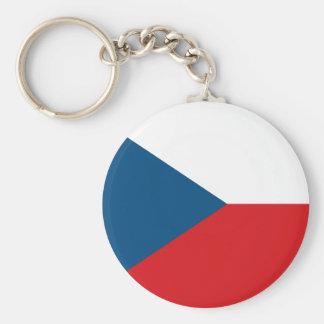 Llavero de la bandera de la República Checa