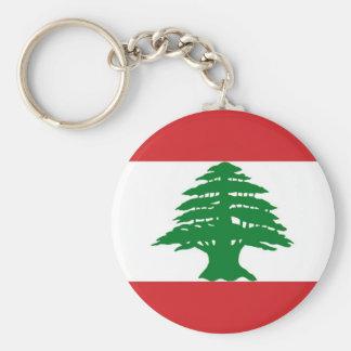 Llavero de la bandera de Líbano