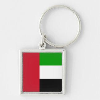 Llavero de la bandera de United Arab Emirates