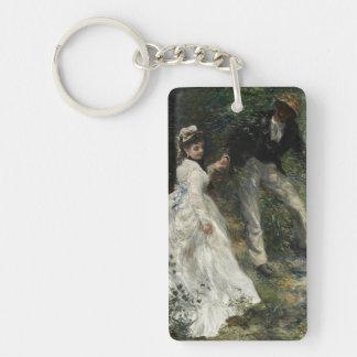 Llavero de la bella arte de la pintura de Renoir