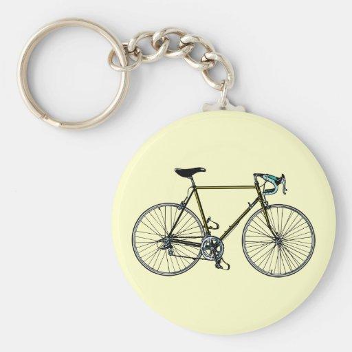 Llavero de la bicicleta