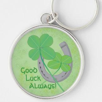 Llavero de la buena suerte