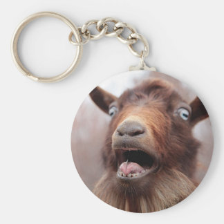 Llavero de la cabra