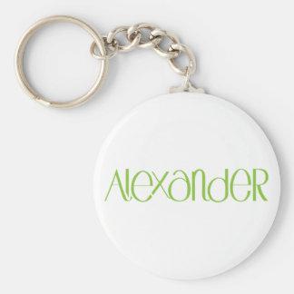 Llavero de la cal de Alexander
