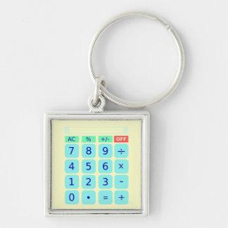 Llavero de la calculadora