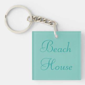Llavero de la casa de playa