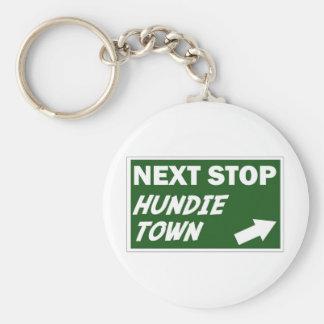 Llavero de la ciudad de Hundie
