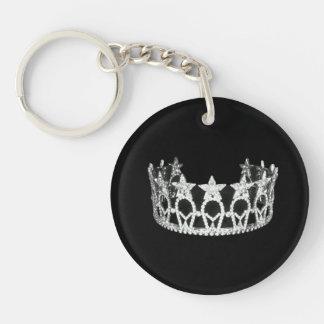 Llavero de la corona del desfile