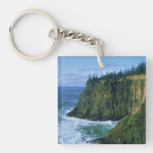 Llavero de la costa de Oregon