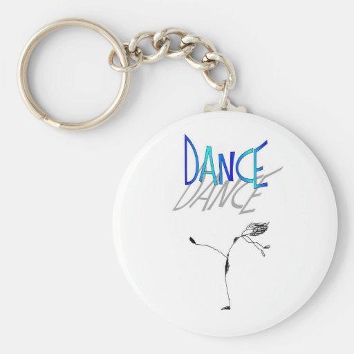 Llavero de la danza