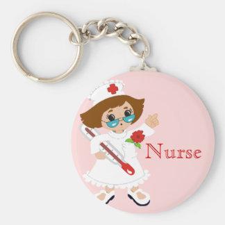 Llavero de la enfermera