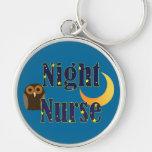 Llavero de la enfermera de noche