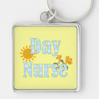 Llavero de la enfermera del día