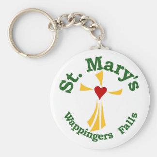 Llavero de la escuela católica de St Mary