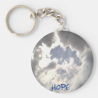 Llavero de la esperanza