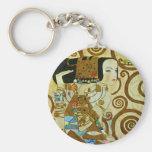 Llavero de la expectativa de Gustavo Klimt
