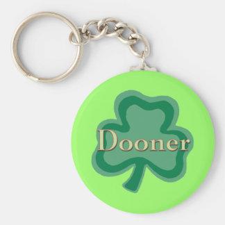 Llavero de la familia de Dooner
