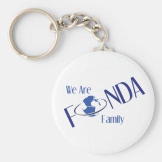Llavero de la familia de Fonda