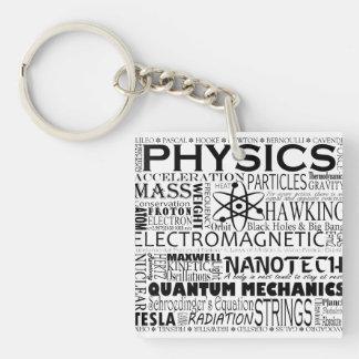 Llavero de la física