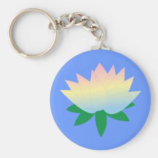 Llavero de la flor de Lotus