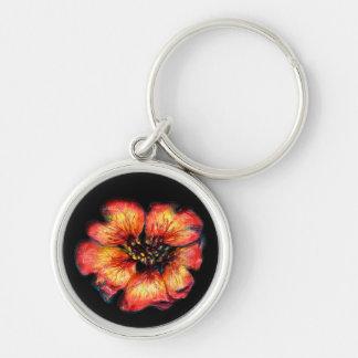 Llavero de la flor del Cinquefoil de Nepal