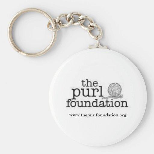 Llavero de la fundación de la puntilla
