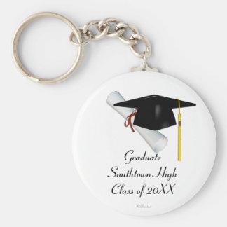 Llavero de la graduación