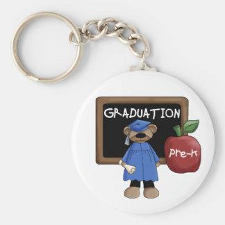Llavero de la graduación de Pre-K