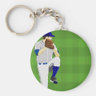Llavero de la jarra del béisbol