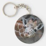 Llavero de la jirafa
