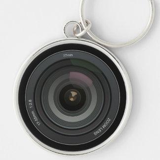 Llavero de la lente de cámara
