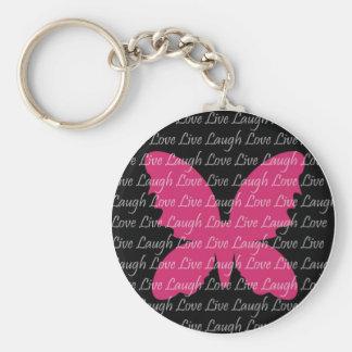 llavero de la mariposa