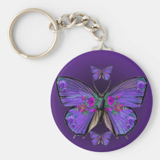 Llavero de la mariposa de Persephone