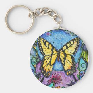 Llavero de la mariposa del tigre de PMACarlson