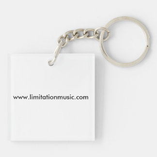 Llavero de la música de la limitación