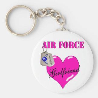 Llavero de la novia de la fuerza aérea