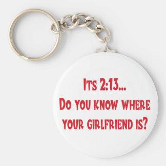 llavero de la novia del 2:13