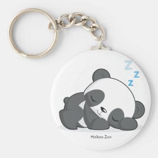 Llavero de la panda el dormir