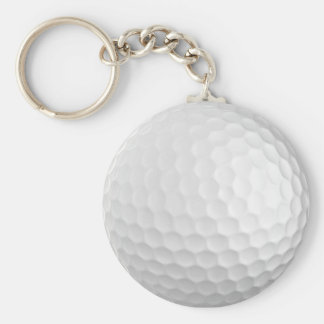 Llavero de la pelota de golf