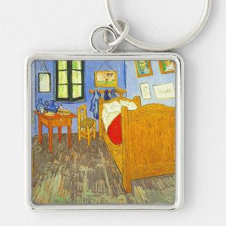 Llavero de la pintura de Van Gogh