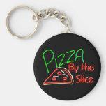 Llavero de la pizza