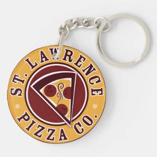 Llavero de la pizza del St. Lorenzo