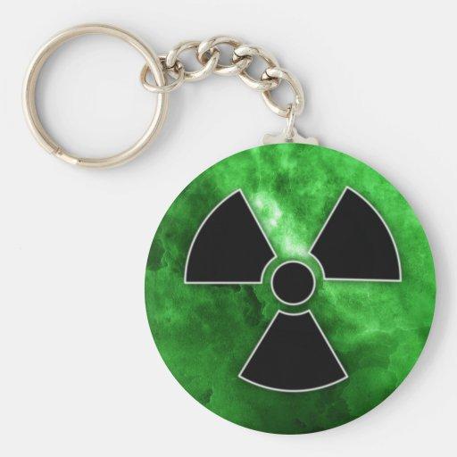 Llavero de la radiación