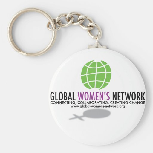 Llavero de la red de las mujeres globales