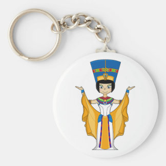 Llavero de la reina Nefertiti