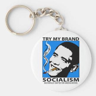 Llavero de la sátira de la política de Barack Obam