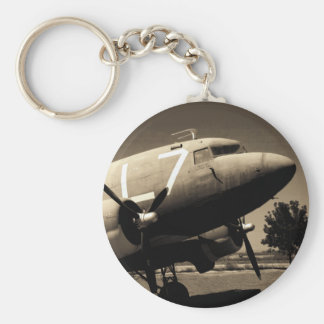 Llavero de la sepia del C-47